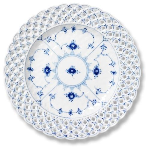 $532.00 Cake Plate with Open Border – 9.75""