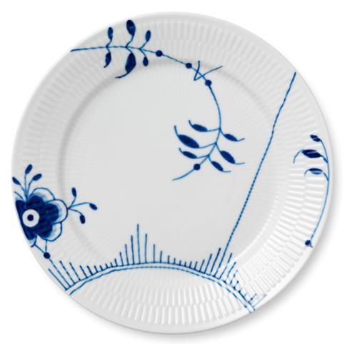 Royal Copenhagen  Blue Fluted Mega Dinner Plate #2 $135.00