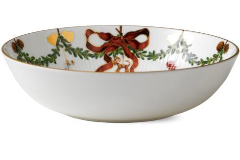 Royal Copenhagen  Star Fluted Christmas Bowl $120.00