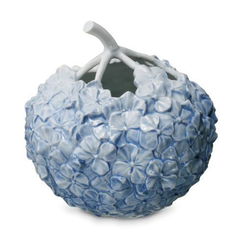 $92.00 Hydrangea Vase, Blue