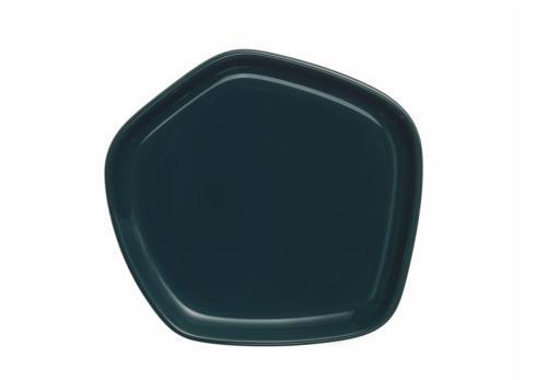 """$30.00 Plate 4.4"""" x 4.4"""" Dark Green"""
