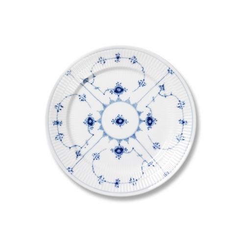 Royal Copenhagen  Blue Fluted Plain Bread & Butter Plate $110.00