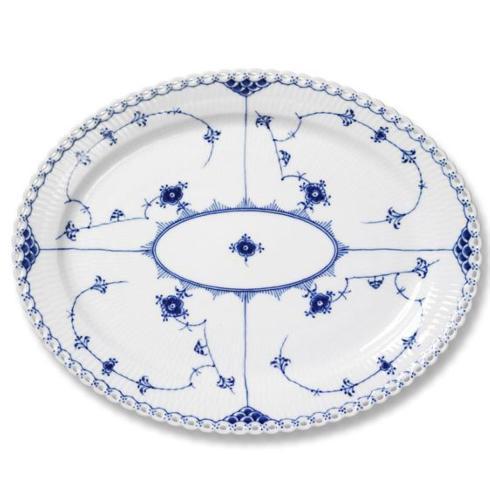 $1,000.00 Oval Platter Large