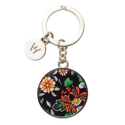 Key Ring Oriental Jewel