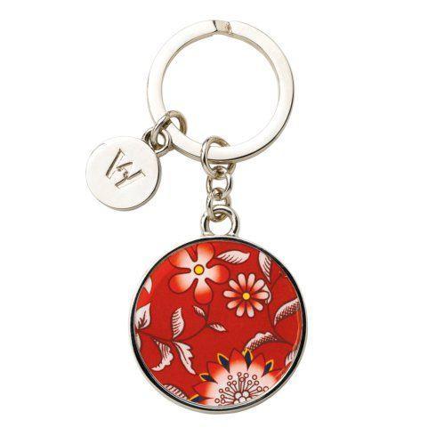 Key Ring Crimson Jewel