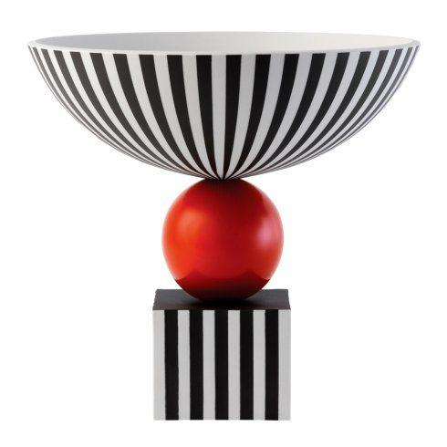 $10,000.00 Raised Bowl on Red Sphere 9.8 (LTD 15)