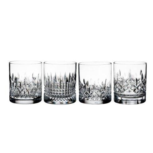 Waterford  Short Stories Lismore Evolution Tumbler Set/4 $250.00