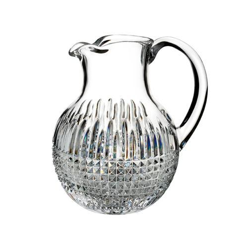 Waterford  Lismore Diamond Encore Traditional Pitcher $250.00