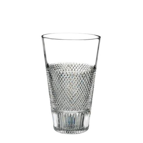 Waterford  Diamond Line Vase 8