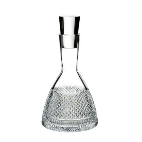 Waterford  Diamond Line Decanter $250.00