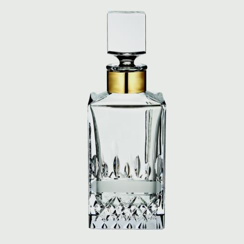 Waterford  Short Stories Lismore Revolution Decanter $236.00