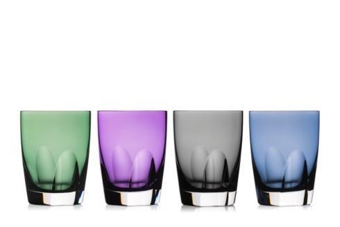 Tumbler Set/4 Mixed Colors