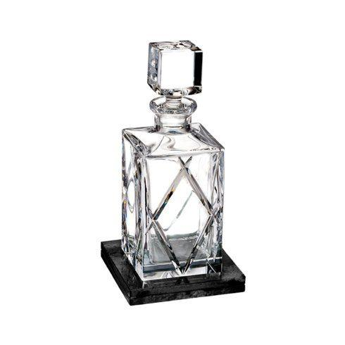 $395.00 Decanter Square (With Marble Coaster)