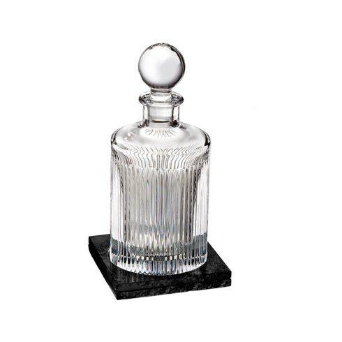 $325.00 Decanter Round (With Marble Coaster)