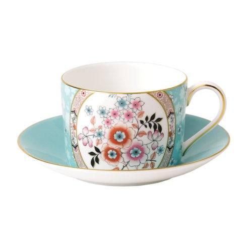 Teacup & Saucer Set Camellia