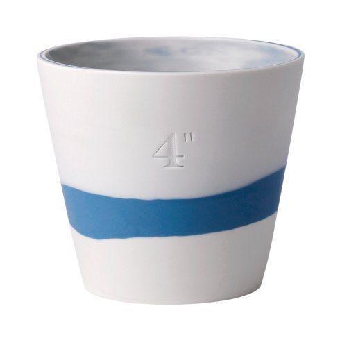 4 (Blue & White)