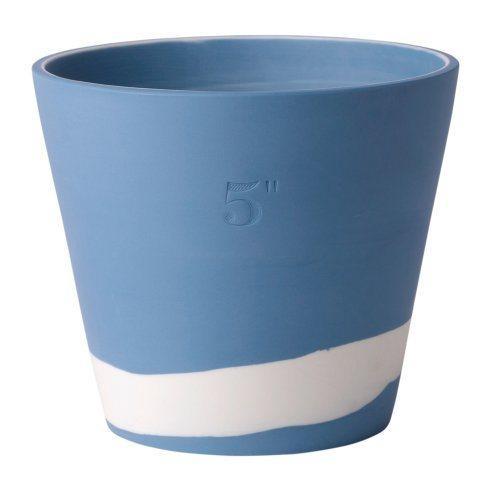 5 (Blue & White)