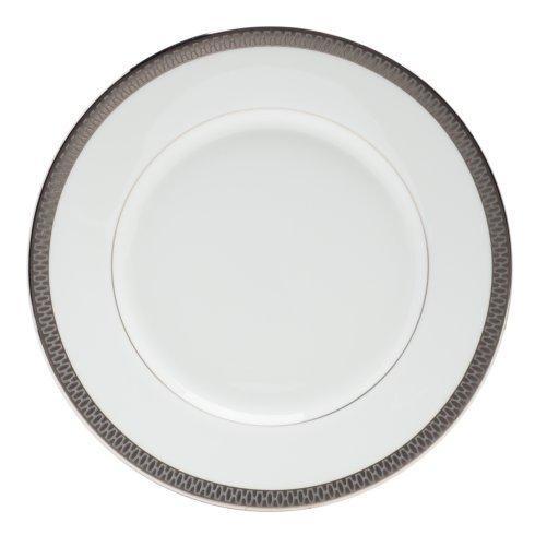 "$20.00 Bread & Butter Plate 6"" Grey"