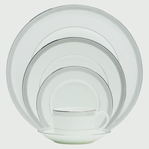 $140.00 5-Piece Place Setting Platinum