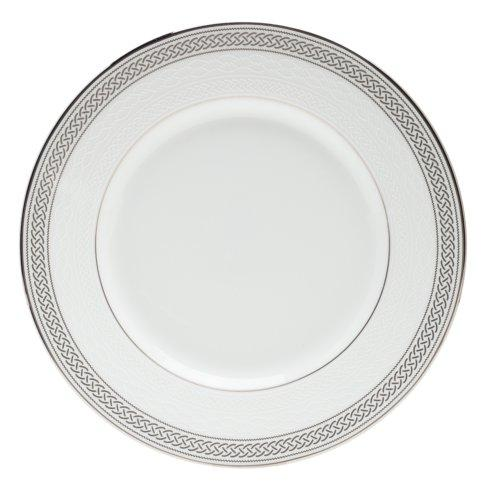 "$20.00 Bread & Butter Plate 6"" Platinum"