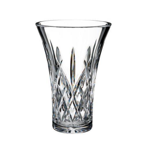 """Waterford  Treasures of the Sea Araglin Vase 8"""" $225.00"""
