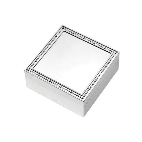 $60.00 Keepsake Box Square 4""