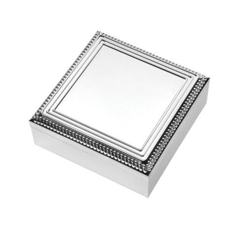 $75.00 Keepsake Box Square 7.5""
