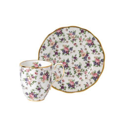 """$64.99  1940 2-Piece Mug & Plate 8"""" Set"""