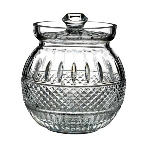 Waterford  Irish Lace  Biscuit Barrel $295.00