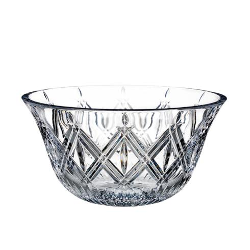 "Waterford  Lacey  Bowl 9"" $50.00"