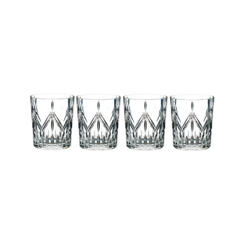 Waterford  Lacey  DOF Set/4 $39.95