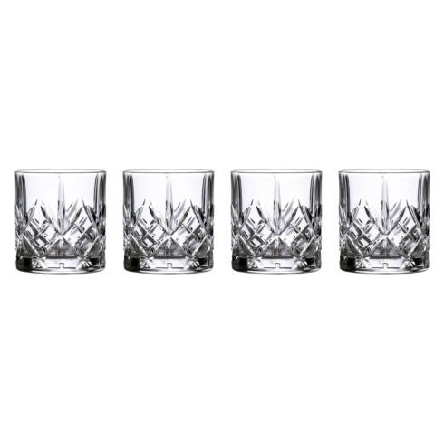 Waterford  Maxwell Tumbler S/4 $50.00