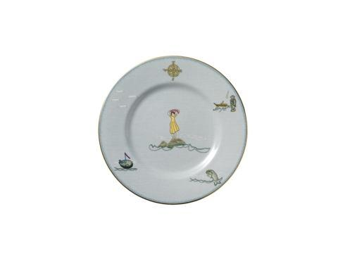"""$95.00 Accent Salad Plate 9"""""""