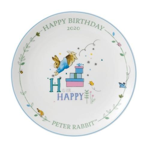 $40.00 2020 Annual Birthday Plate