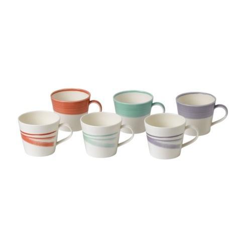 $55.00 Mug 15 OZ Set of 6