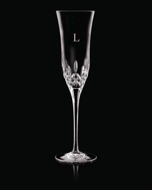 """$170.00 Lismore Essence Flute Pair """"M"""" Block"""