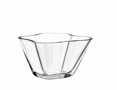 $40.00 Bowl  Clear