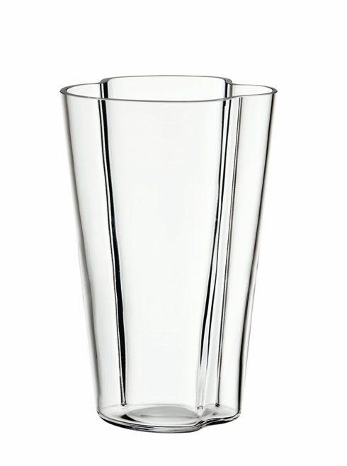 $148.00 Vase  Clear