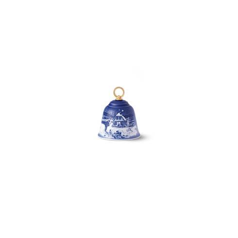"$120.00 B&G Christmas Bell 3.5"""
