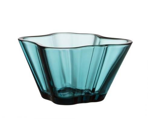 "$40.00 Bowl 3"" Sea Blue"