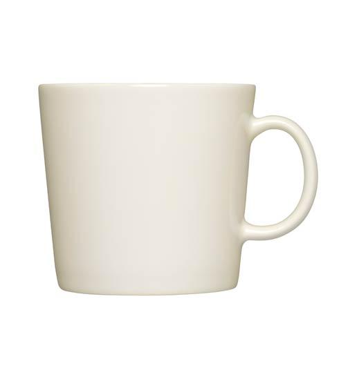 Mug 10 Oz S/4 White