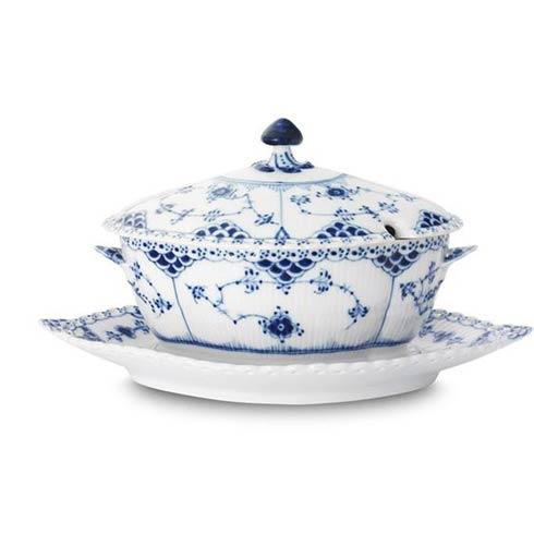 $928.00 Gravy Boat With Stand 13.5oz