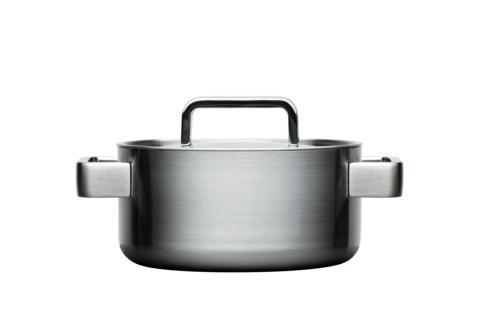 $315.00 Casserole W/Lid 2 Qt Stainless Steel