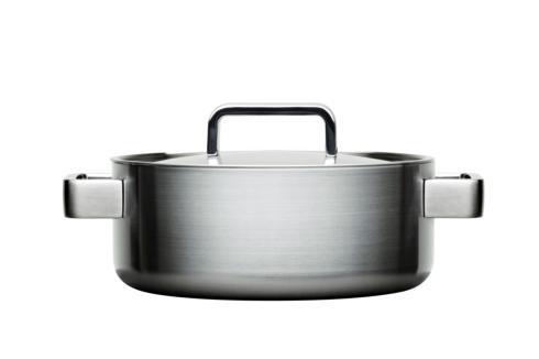 $360.00 Casserole W/Lid 3 Qt Stainless Steel