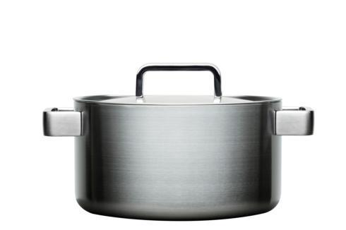 $385.00 Casserole W/Lid 4.25 Qt Stainless Steel