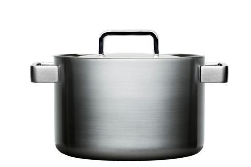 $430.00 Casserole W/Lid 5.25 Qt Stainless Steel