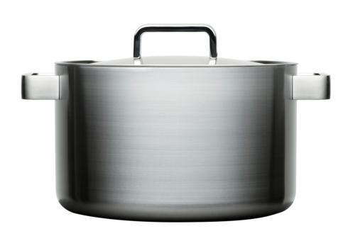$495.00 Casserole W/Lid 8.5 Qt Stainless Steel