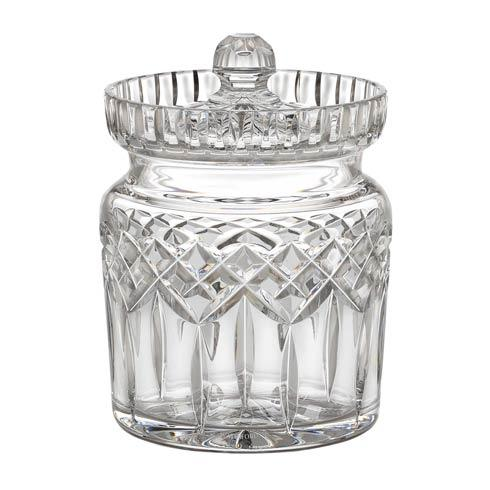 Waterford  Lismore  Biscuit Barrel $285.00