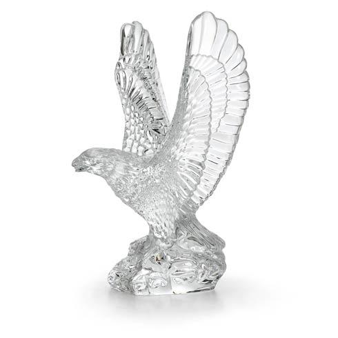 "$295.00 Fred Curtis 7.5"" Eagle Sculpture"