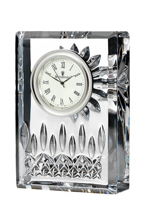 "Waterford  Clocks 4"" Clock $150.00"